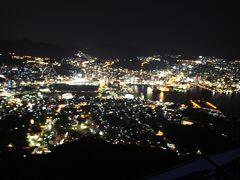 稲佐山からの夜景です。 新3大夜景です。