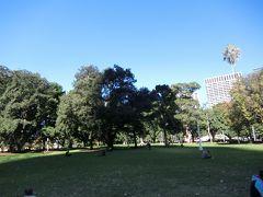 セントアンドリュース大聖堂からPark Stを東にむかって、Hyde Parkへ。 シドニーはあちこち、ロンドンと地名が被ってる。 昔の人が故郷を思って名付けたんでしょう。