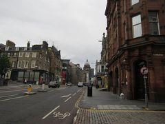 エディンバラの旧市街と新市街
