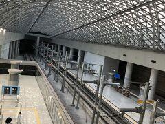 仁川国際空港1ターミナル駅 大きくて素敵だよ
