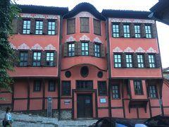 1848年にゲオルギァディが建てた屋敷で歴史博物館として利用されているそうです。