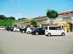 御在所サービスエリアに到着します。  亀山JCT 09:00 (51.2km・58.2km・87.8km/h) 御在所SA 09:12 (20.4km・78.7km・102.0km/h)