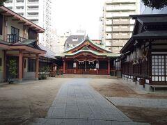 梅田東の堀川神社