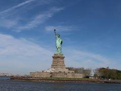 船からの自由の女神
