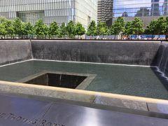 多発テロによるWTCビルの惨劇・・・ 今も忘れることが出来ません。  メモリアルミュージアムは常に大行列だそうです。 次の訪問時には行きたいと思います。