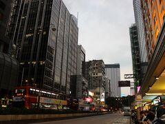 MRTで、彩虹駅から佐敦駅まで戻ってきました。佐敦と書いてジョーダンと読むのが、香港に来るたびに、不思議に感じます。