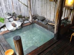 大浴場と貸切風呂の朝風呂♪