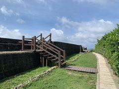 旗後砲台は上も見学できます。