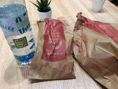 SPARでまたスープというのも魅力的ですが、芸がないのでAnkerでパンを買って食べることにしました!