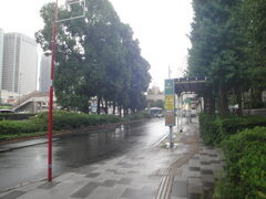 品川駅から 都バス品97 乗車します  この路線は 都電7系統<品川―四ツ谷3丁目 昭和44年12月廃止> & 都電12系統<新宿―両国 昭和46年3月廃止>の代替です。