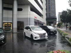 HONDA welcome plaza