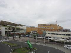 さてさて、新三郷の駅を降りるとロータリーを挟んであったのがららぽーと新三郷 この辺りは旧国鉄(貨物)の武蔵野操車場の跡地です