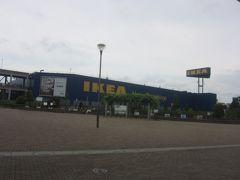 さて、続いてはIKEAへ