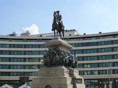 解放記念像 (アレクサンダル2世像)