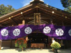 バスに乗って猿田彦神社へ。