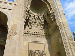 うろうろ迷ったせいもあり、バクーでは時間がないので、観光は、一ヶ所に絞った。 選んだのは、シルヴァンシャー宮殿。