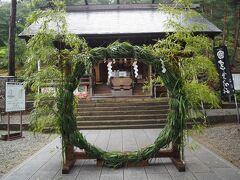評価が高かった建勲神社へ。駅から歩いて15分程。織田信長を始めて祀った神社だとか。