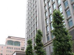 芝公園ランプから1kmとアクセス良し。 本日の宿はホテルザセレスティン東京芝。