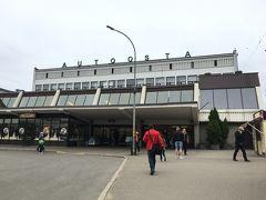 ということであっという間にバスターミナル到着。 早めにホテル出たはいいけど、ターミナル内で時間持て余してしまった。