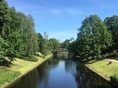 運河のほとりはやっぱり心地よいな。 もっと時間があったらこの界隈散策したかった。