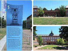 05 Grassi Museum für Musikinstrumente / グラッシィ楽器博物館  ドイツ最大規模、世界でも屈指の楽器コレクション。ライプツィヒ大学の附属博物館。月曜日だったので休館。