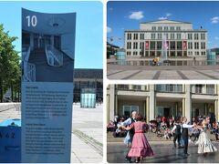 10 Oper Leipzig / ライプツィヒ歌劇場   ヨーロッパで3番目に古い歴史を持つ市民歌劇場。現在の歌劇場は東ドイツ時代の最初かつ唯一の劇場建築。