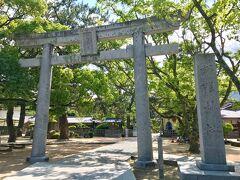 鋳造所跡から道路を渡って進むと  松陰神社に着きました  時々、団体バスが来ると  ドバーッと人が増えます