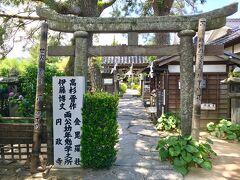 伊藤博文、高杉晋作が幼年期に学んだという円政寺  昔はこういう場所が学びの場だったのですね