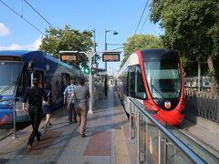 トラムヴァイ  2.6TL、乗り換えは1.85TL  T1で終点Kabataşへ