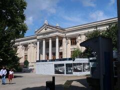 考古学博物館へ  https://goronekone.blogspot.com/2019/07/istanbul-archaeology-museumsarkeoloji.html タイル館の動画あり