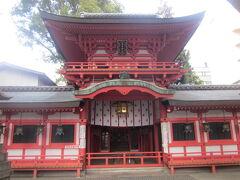 名古屋にも春日神社があったりします。 シカさんはいないけど…(;^ω^)。