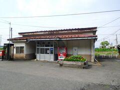浦河駅。日高本線が2015年の土砂流出により不通になって、もう4年経過。駅舎はきちんと維持されていた