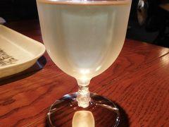 14:30  七夕グリ終了後は大阪在住常連Kさんと合流し、しばしザンビでアルコール休憩♪(*^^)o∀*∀o(^^*)♪  白ワイン520円をいただきました。  基本的には自分のしたいことをして、タイミングが合えば合流するのが常連さんスタイルです。
