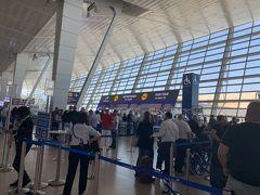 ベン・グリオン国際空港 (TLV)