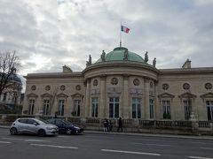 Musée de la Légion d'honneur 最初はこれがオルセー美術館なのかと思っていましたが