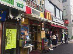 門前仲町駅近くのインドカレー店「ビニタ」。10:30から開いているので、ここでブランチ。