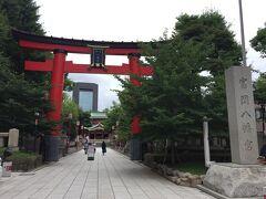 富岡八幡宮がすぐ近くなので寄っていくことにした。