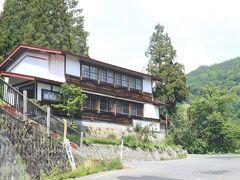 こちらが「山田旅館」です