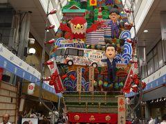 博多祇園山笠 十七番 川端中央街 飾り山笠