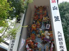博多祇園山笠 番外 櫛田神社 常設飾り山笠