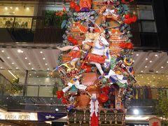 博多祇園山笠 九番 ソラリア 飾り山笠