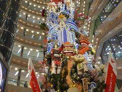 博多祇園山笠 十二番 天神一丁目 飾り山笠