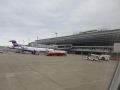 国内主要空港だけに建物はとても広く大きいですね