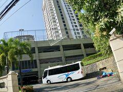 【ゴールデンヒルタワー(ヤンゴン/ミャンマー)】  ここは、まだヤンゴン。  チャウッターヂー・パゴダからホテルへの帰りがけに、