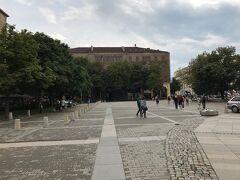 スヴェダ ネデリャ広場