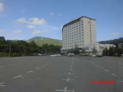 Acutive Resort 八幡平ホテルを 8:00に出発。