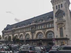 リヨン駅に!