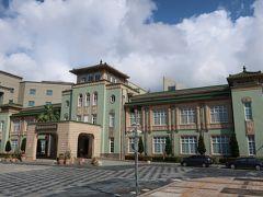 盬埕埔(イエンチェンプウ)散策 9:00 高雄市立歴史博物館(旧市庁舎)