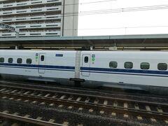 乗車したのは、ひかり号の為 小田原に停車します。