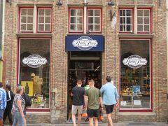 ビールのお土産なら、このお店が一番有名かもしれません。  The Bottle Shop。